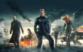 Captain America the Winter Soldier - Marvel