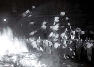 1933-book-burning - Life Magazine