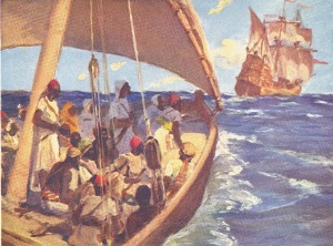 Barbary pirates