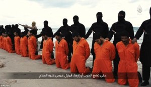 ISIS mass beheadings