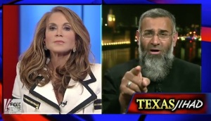 Radical-Imam-Anjem-Choudary-Tells-Pamela-Geller-She-Should-Be-Put-to-Death