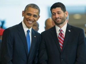 Ryan in with Obama