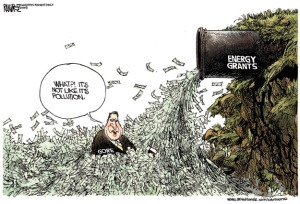 Algore global warming money