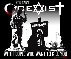 Can't coexist