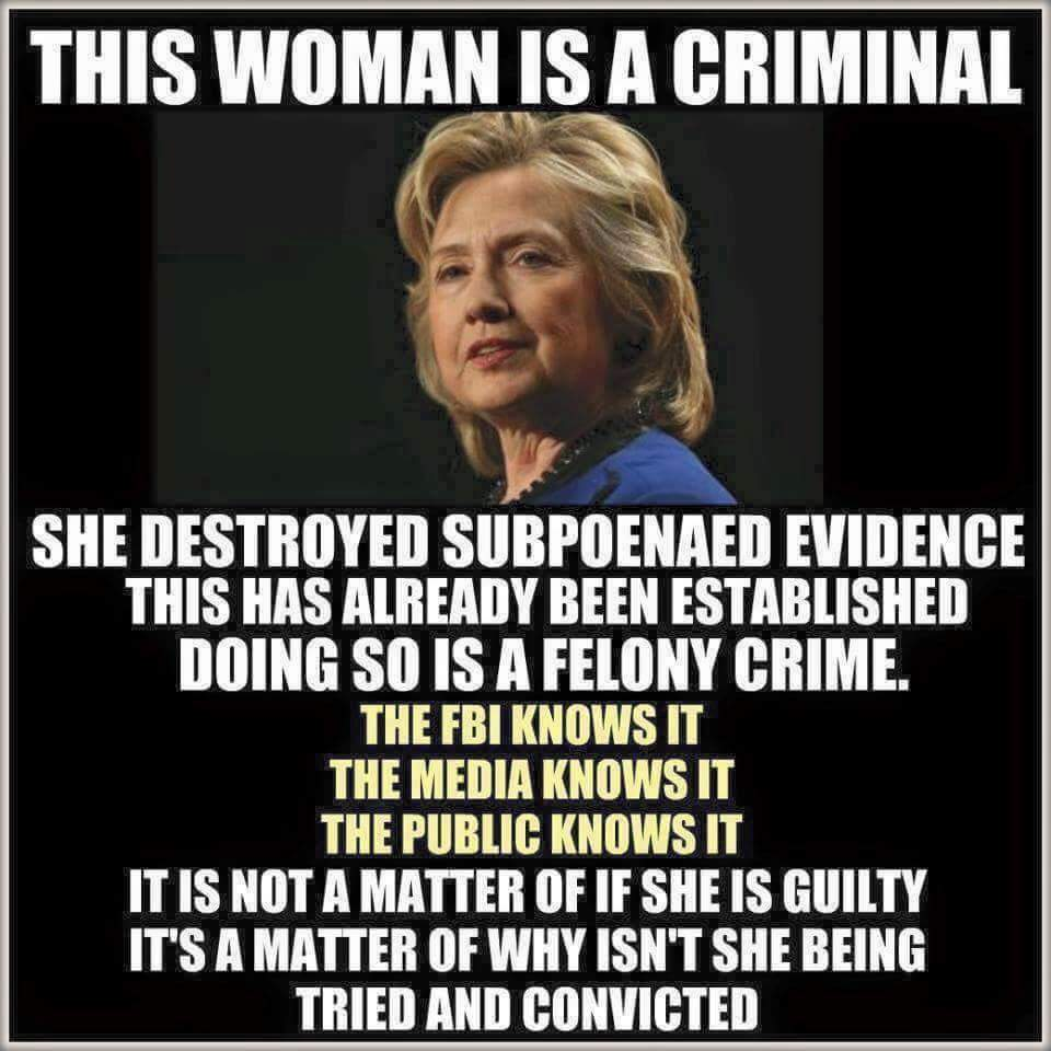 http://liberalsbackwardsthink.files.wordpress.com/2016/08/hillarys-a-criminal.jpg