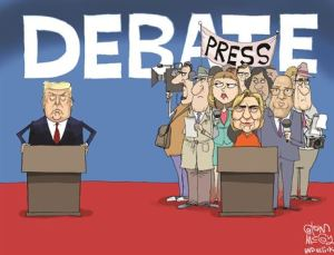 clinton-press-corps