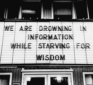 drowning-in-information