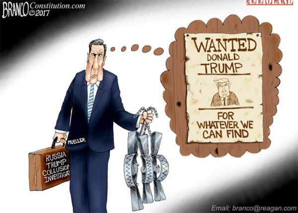 Image result for mueller witch hunt